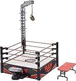 WWE Ring de Lucha Libre para Figuras, Color (Mattel GXV80)