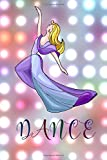 Dance: Dance Practice Resource Notebook for Dancing Students and Teachers. Perfect Log Book Journal Gift for a Jazz, Ballet, Tap, Contemporary or Hip ... 120 Pages (Dance Record Logbook, Band 35)
