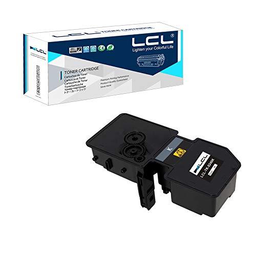 LCL Cartucho de tóner Compatible TK5240 TK-5240 TK-5240K 1T02R70NL0 (1 Negro) Reemplazo para Kyocera ECOSYS M-5526cdn M-5526cdw P-5026cdn P-5026cdw