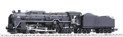 KATO Nゲージ C62 2 北海道形 2017-2 鉄道模型 蒸気機関車
