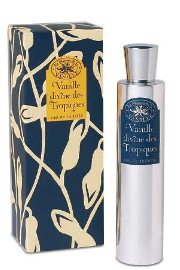 数値引き出しスカートVanille Divine des Tropiques (ヴァニラ ディバイン デ トロピーク) 3.4 oz (100ml) EDT Spray