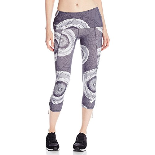 Desigual Damen Legging Pants Lina, Gris Metal, XS