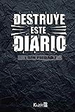 DESTRUYE ESTE DIARIO ¡ SIN PIEDAD !: Desafíos locos anti-aburrimiento.