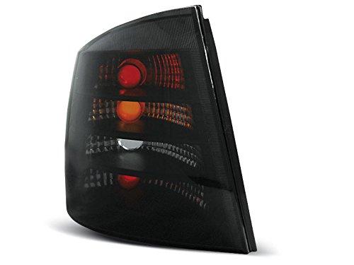 1 paar achterlichten Astra G Limousine 97/04 rookkleuren (P48)