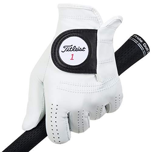 TITLEIST Players Handschuh Herren weiß Linke Hand/L