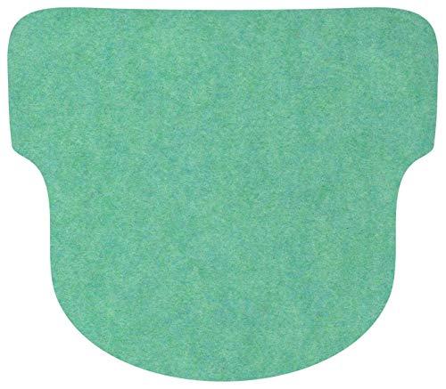 Feltd. Eco Filz Auflage 4mm Simple - geeignet für Hay - Modell J42 / - 29 Farben inkl. Antirutschunterlage (Mint)