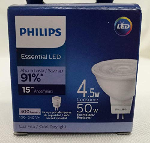 foco led 50 watts fabricante PHILIPS