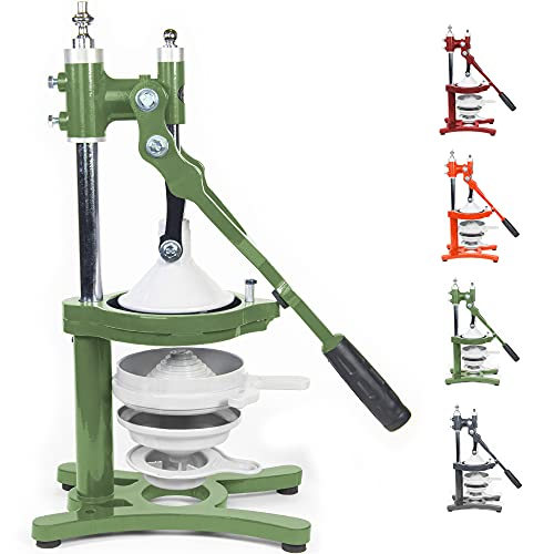 Zaksenberg Commercial Citrus Juicer Manual Presser: Press Freshly Squeezed...