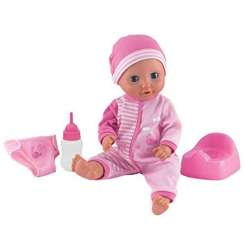 Dollsworld bébé Petites clochettes poupée (Rose)