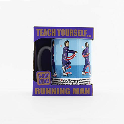 Running Man Dance Mug