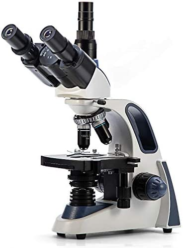 Swift SW380T 40X 2500X Magnification Siedentopf Head Research Grade Trinocular Compound Lab product image