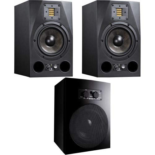 ADAM Audio A7X Sub8 Bundle