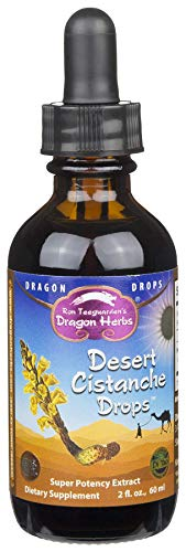 Dragon Herbs Desert Cistanche Drops 2 fl oz 60 ml