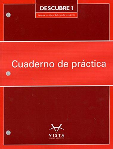 Descubre 2017 L1 Cuaderno de práctica