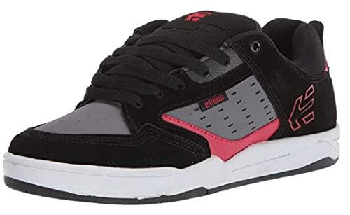 Etnies Zapatillas de skate para hombre Cartel, color Negro, talla 40 EU