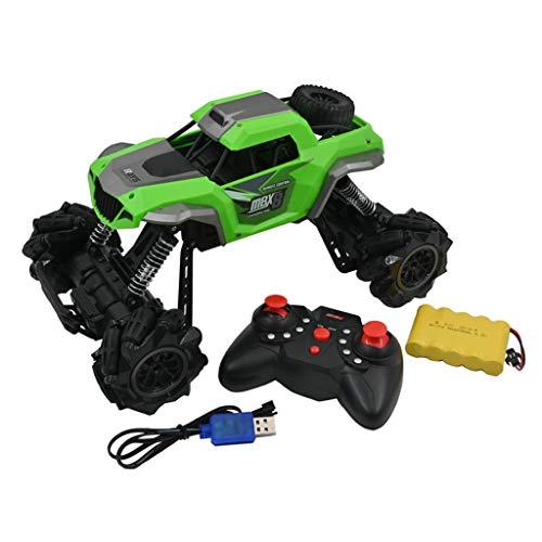 Lowral RC coche modelo juguete 1/16 escala 4WD 2.4GHz control remoto deriva eléctrica coche de carreras