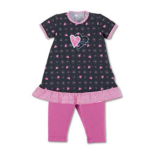 Sterntaler baby-meisjesjurk met leggings jurk