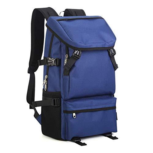 Kuingbhn Wanderrucksack, große Kapazität, modisch, für Reisen, Freizeit, Rucksack, Schultertasche, Radsport