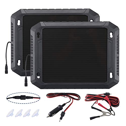 12 Volt Solar Battery Charger paladin