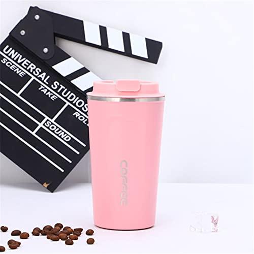 RZHIXR Taza De Café Al Vacío De Acero Inoxidable 304 Copa De Aislamiento De Coche De Doble Capa Copa De Champán Creativa