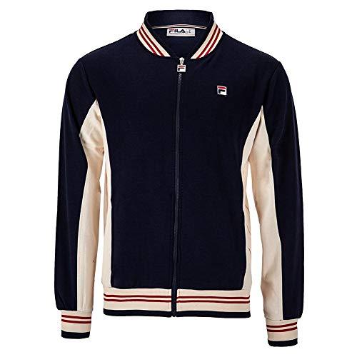 Fila Settanta Jacket Peacoat/White/Red XL