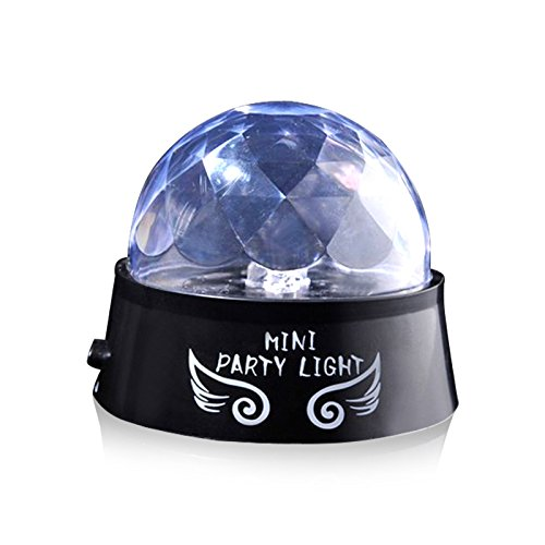 TrifyCore Luces de Escenario para Disco Club Karaoke Baile Mini balón de...