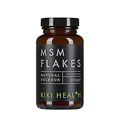 KIKI Health MSM (Methyl-Sulfonyl Methane) Powder - 200g from KIKI