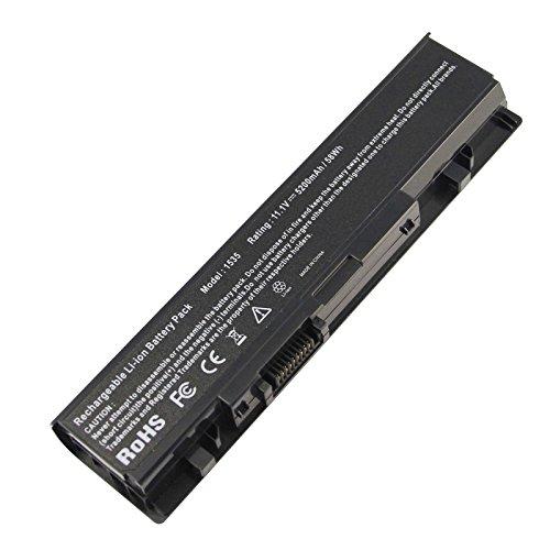 ASUNCELL Laptop Battery for Dell Studio 15 1535 1536 1537 1555 1557 1558 Series KM904 KM905 MT264 MT276 PW773 WU946 WU960 WU965 5200mAh