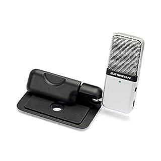 Samson Go Mic Clip-On USB Mikrofon f1/4r Laptop Computer (B001R76D42) | Amazon price tracker / tracking, Amazon price history charts, Amazon price watches, Amazon price drop alerts