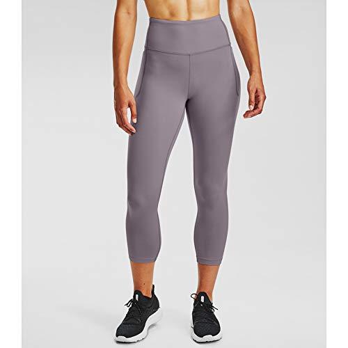 Under Armour Damen Leggings Meridian Leggings, Slate Purple, S, 1355915