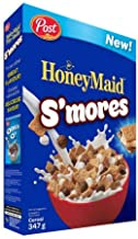 Post HoneyMaid S'mores Cereal, 347g (12.24oz) {Imported from Canada}