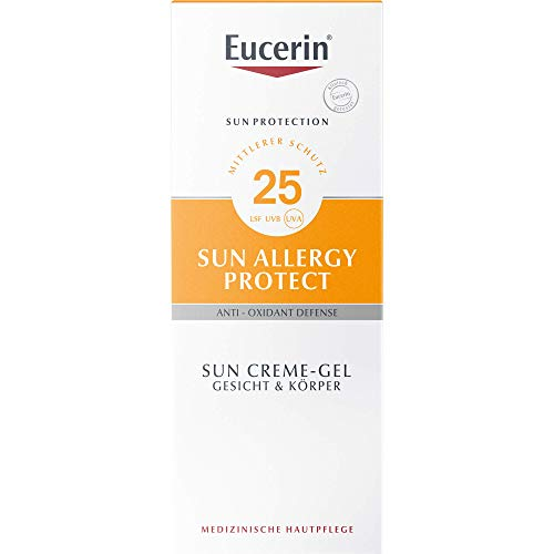 Eucerin Sun Allergy Protect Sun Creme-Gel LSF 25, 150 ml Creme