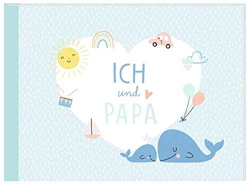 Kleines Eintragheft - Ich und Papa (Alben & Geschenke fürs Baby)