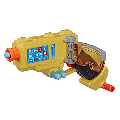 Power Rangers Beast Morphers Striker Morpher Blaster, Spielzeug mit Nerf Dart-Abschuss, inspiriert TV-Serie, für Jungs ab 8 Jahren