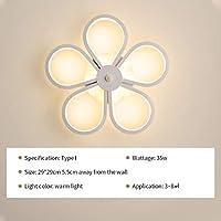 屋内ウォールランプモダンなLEDウォールランプリビングルームベッドルームベッドサイドホワイト壁取り付け用燭台クリエイティブ通路廊下屋内照明器具3