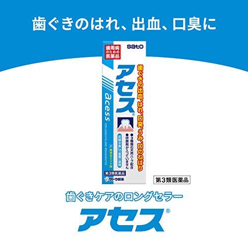 【第3類医薬品】アセス60g
