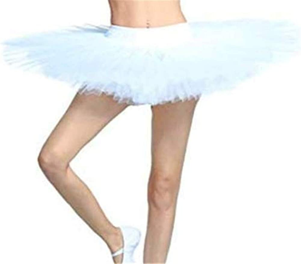Max 50% OFF WENDYWU Women Professional Swan Ballet Organdy P Free Shipping Cheap Bargain Gift Hard Skirt Tutu