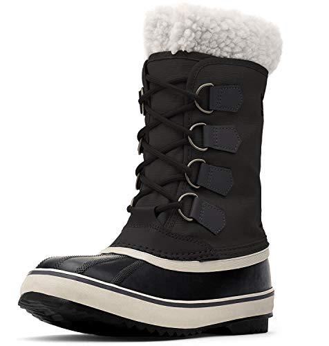 Sorel Damen Winter Carnival Stiefel, schwarz (stone), Größe: 37