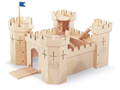 Pintoy 60.03575 - Castello Medievale in Legno