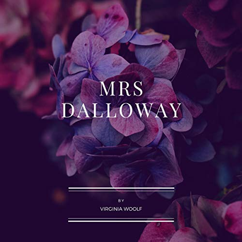 Mrs Dalloway audiobook cover art