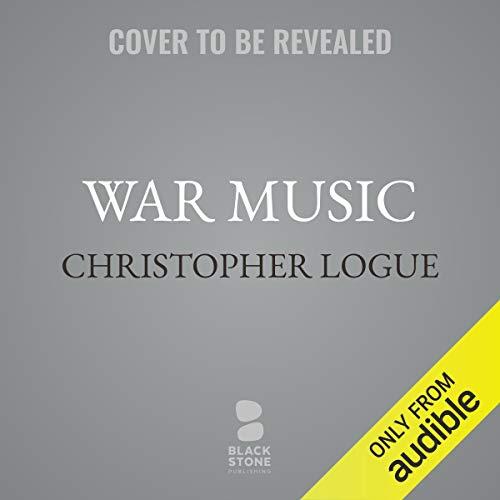 War Music audiobook cover art