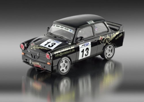 Revell Slot Car 08387 - Trabant 601S Racing - im Maßstab 1:32