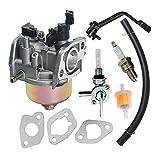 Carburetor for Champion Power Equipment 3500 4000 Watts Gas Generator Engine Carb...