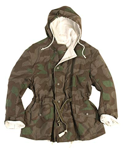 Mil-Tec WH Windjacke Splinter (Repro),, Herren, - splinter, 2