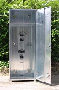 Döring Metallschrank Universal, Sattelschrank Big Western 200x75x90 cm