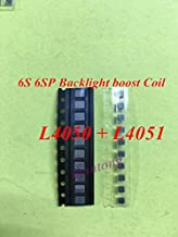 20set/lot (20pcs) for iPhone 6s 6splus L4050 L4051 Backlight Boost Coil on Logic Board fix Part