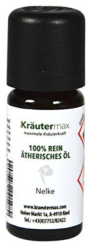Kräutermax Nelke Ätherisches Öl 1 x 10 ml Natur Duftöl