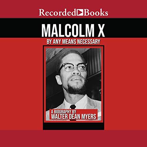 Malcolm X cover art