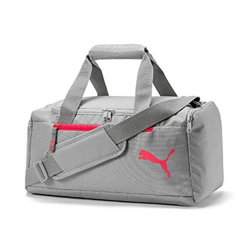 PUMA Unisex– Erwachsene Fundamentals Sports Bag XS Sporttasche, Limestone, OSFA