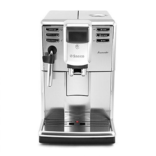 Saeco Incanto Plus Super-Automatic Espresso Machine